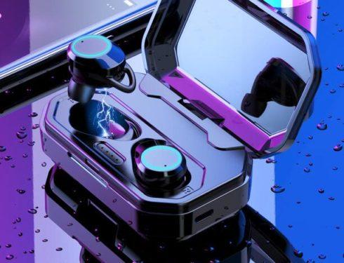 X6 TWS Earbuds,X6 Bluetooth Earphone,X6 Bluetooth Headset, Touch TWS Earbuds,Fingerprint Control TWS Earbuds,Waterproof TWS Earbuds